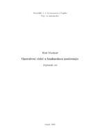 prikaz prve stranice dokumenta Operativni rizici u bankarskom poslovanju