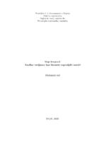 prikaz prve stranice dokumenta Analiza varijance kao linearni regresijski model